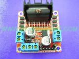Драйвер за стъпкови и DC мотори от микроконтролер с L298N