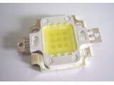 10W 1050-1150LM 45*45 Cool White LED