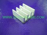 11*11*5mm самозалепващ охладител/радиатор за интегрални схеми и транзистори