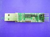USB-TTL 3.3-5V с PL2303 с превключване