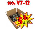 Промоционален комплект захранвания 100x V7-12