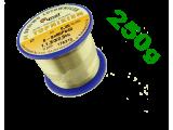 Тинол CYNEL 60/40 флюс SW32 - 1.1.3-3/2.5% 0.25мм 250g